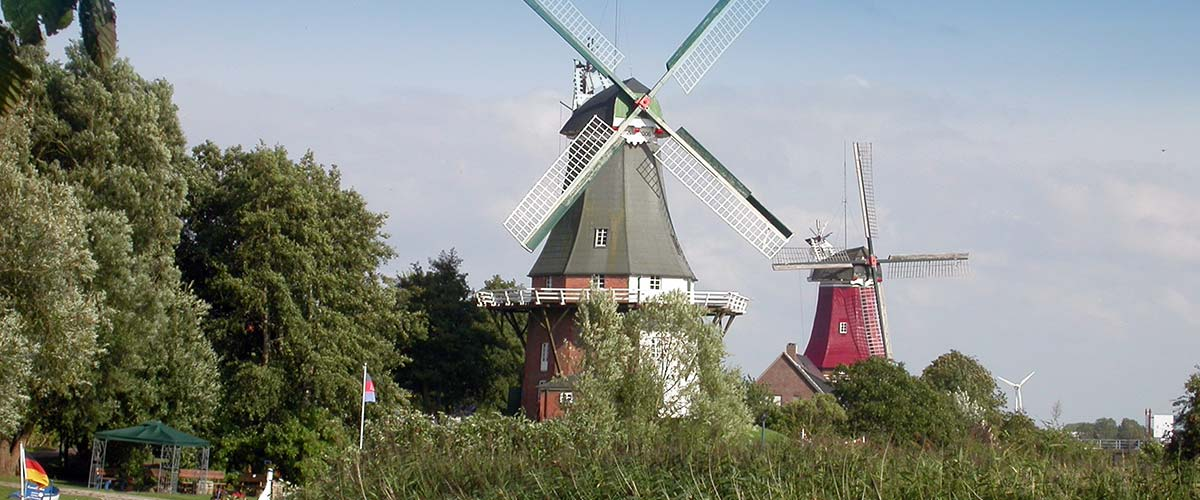Urlaub in Greetsiel & Krummhörn