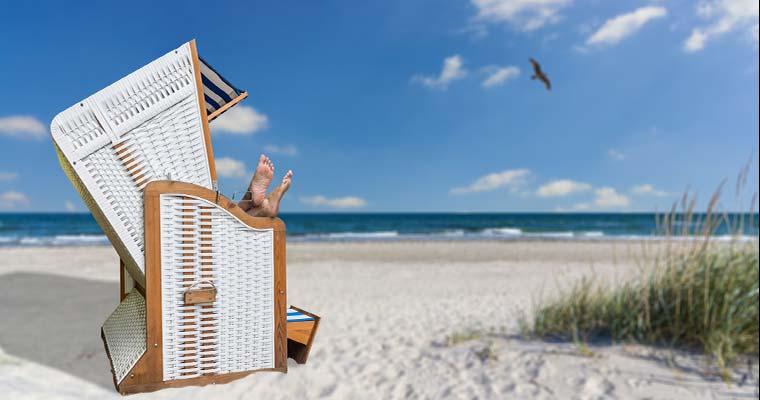 Urlaub an der nordsee nordsee ferienwohnung for Hotel direkt an der nordsee